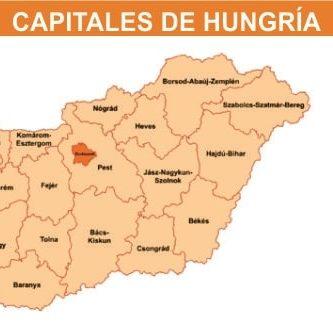 Capitales de Hungria