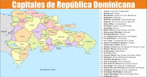 Capitales de República Dominicana