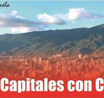 capitales con de paises con C