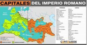 provincias del imperio romano