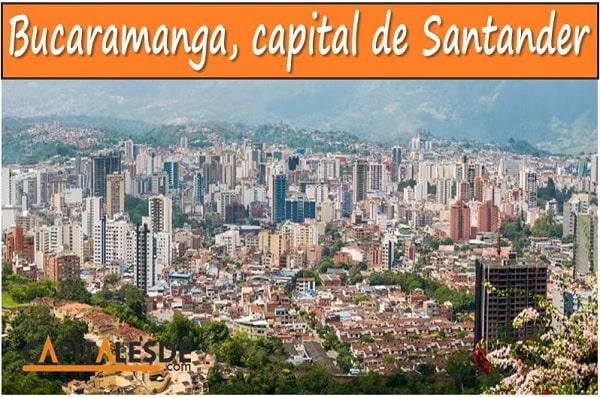 cual es la capital de santander