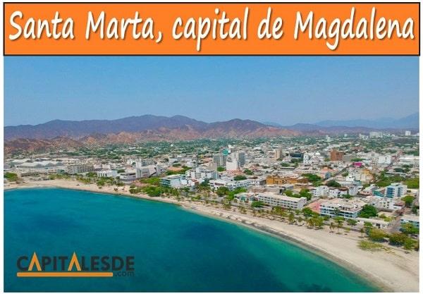 cual es la capital de magdalena