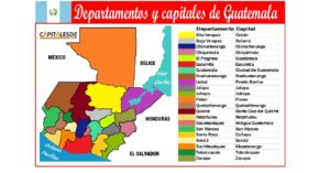 capitales de guatemala